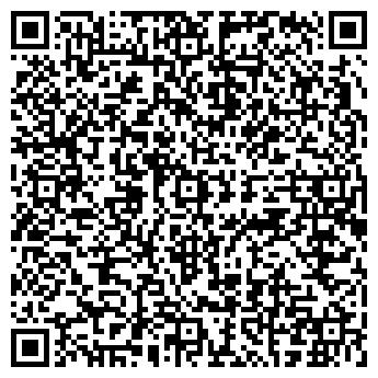 QR-код с контактной информацией организации Деревянный Мир, ИП