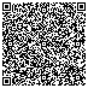 QR-код с контактной информацией организации Галлен-дизайн, ОДО