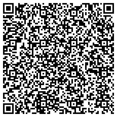 QR-код с контактной информацией организации Ар нуво, международная школа дизайна, ТОО