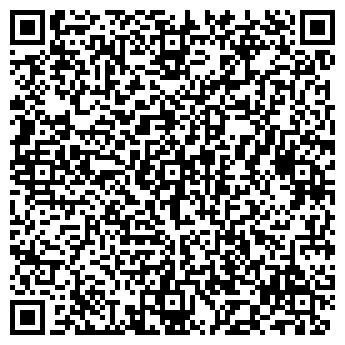 QR-код с контактной информацией организации Виктория, ИП
