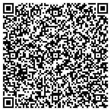 QR-код с контактной информацией организации Вавилонский сад компания, ИП