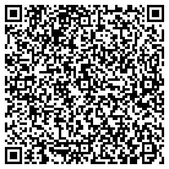 QR-код с контактной информацией организации Похоронное Бюро, ИП