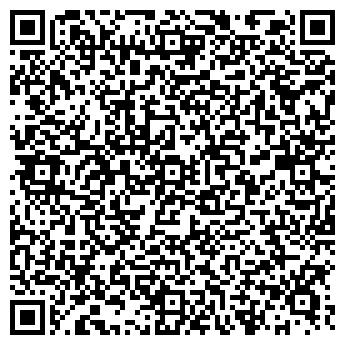 QR-код с контактной информацией организации КИИ «флористика»