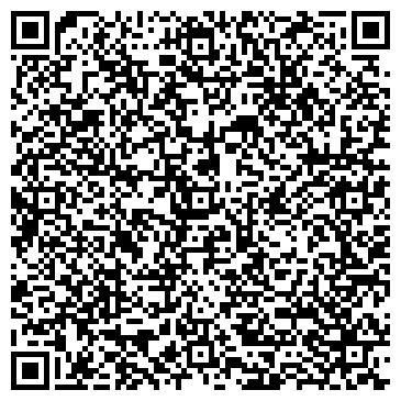 QR-код с контактной информацией организации Студия аэрографии Blossom, ЧП