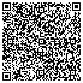 QR-код с контактной информацией организации Хомчук, ЧП