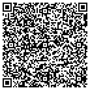 QR-код с контактной информацией организации Uafinance, ООО