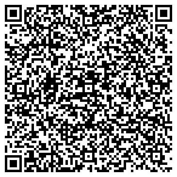 QR-код с контактной информацией организации Динха, ООО