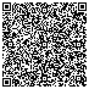QR-код с контактной информацией организации Кухонный двор, ЧП