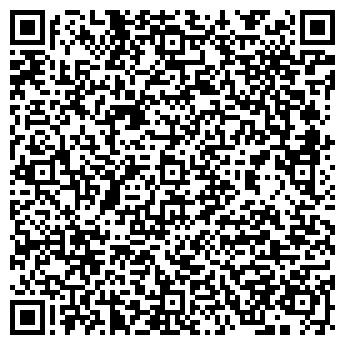 QR-код с контактной информацией организации Салон Hanak, ЧП