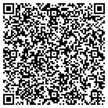 QR-код с контактной информацией организации ПРАКТИК, ПФ, ЧП