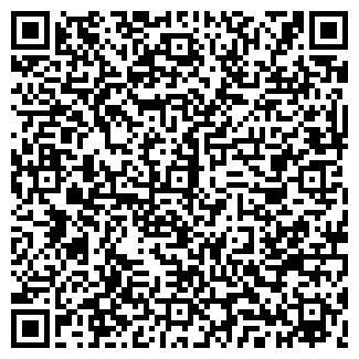 QR-код с контактной информацией организации РАДИО, ООО