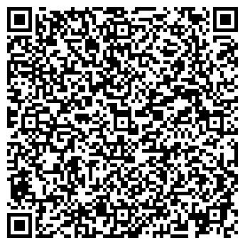 QR-код с контактной информацией организации Еврофолия, ЧТПУП