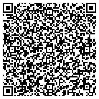 QR-код с контактной информацией организации Ирбис-АРТИ, ОДО