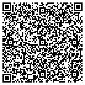 QR-код с контактной информацией организации Крепежный Мир, ЧУП