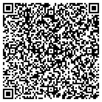 QR-код с контактной информацией организации Бриз, ОДО