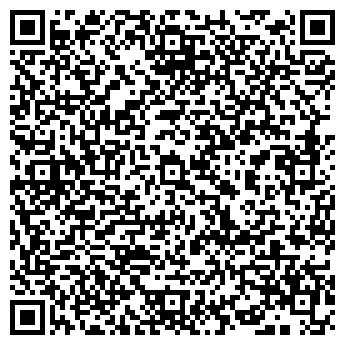 QR-код с контактной информацией организации Интерквант, ООО