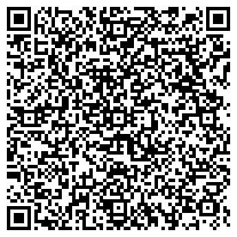 QR-код с контактной информацией организации Авюр сервис, ОДО