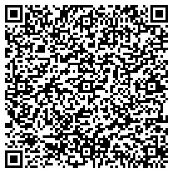 QR-код с контактной информацией организации Фторотекс, ОДО