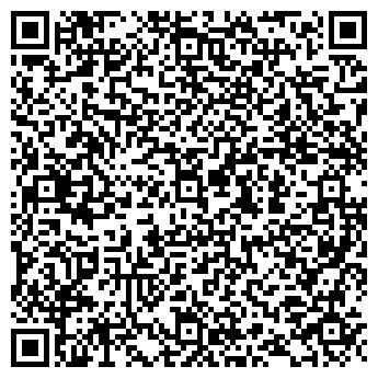 QR-код с контактной информацией организации РослАвто, ООО