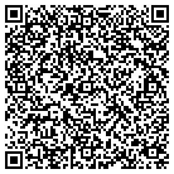 QR-код с контактной информацией организации Эухарис, ООО