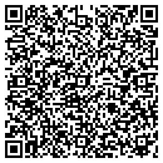 QR-код с контактной информацией организации РАНОК, ООО