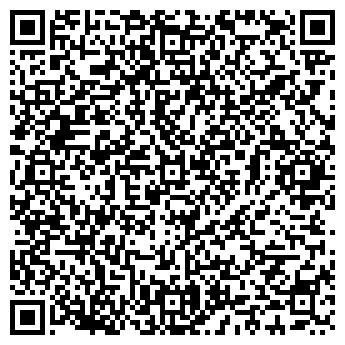 QR-код с контактной информацией организации ЧП «Кортеж»