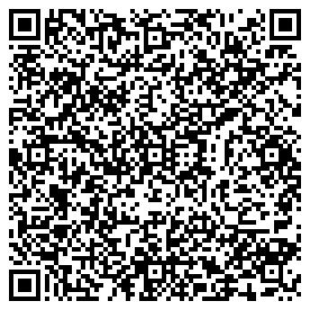 QR-код с контактной информацией организации ТПО ТЕХСНАБ