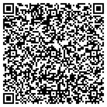 QR-код с контактной информацией организации MobiShop