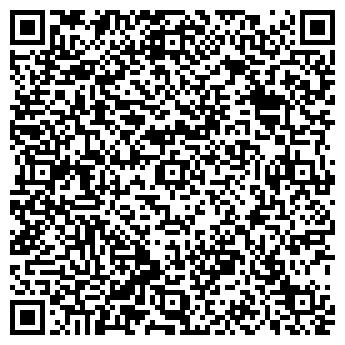 QR-код с контактной информацией организации Хлипун, ЧП