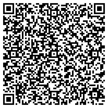 QR-код с контактной информацией организации РОССОШЬ