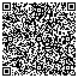 QR-код с контактной информацией организации Иверон, ООО