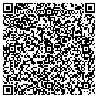 QR-код с контактной информацией организации Мир пластика, ЧП