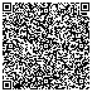 QR-код с контактной информацией организации МРИЯ, АКБ, ВИННИЦКИЙ ФИЛИАЛ