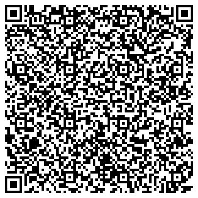 QR-код с контактной информацией организации Белоцерковский завод резиновых технических изделий, ПАО