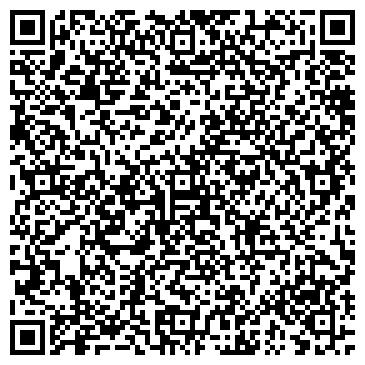 QR-код с контактной информацией организации ИНТЕР-ТZ, ООО