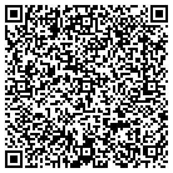 QR-код с контактной информацией организации FOGO Tent, ЧП