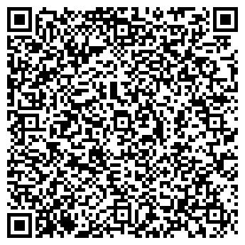 QR-код с контактной информацией организации Мегафом, ООО