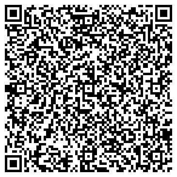 QR-код с контактной информацией организации Афродита, ПКП