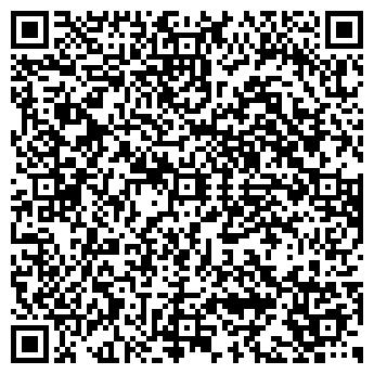 QR-код с контактной информацией организации Акварос, ООО