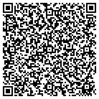 QR-код с контактной информацией организации Хозпласт, ООО