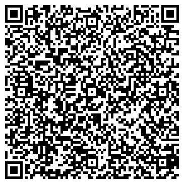 QR-код с контактной информацией организации АУТЕВ Проект Украина, ООО