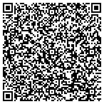 QR-код с контактной информацией организации Компания Интердрафт, ООО