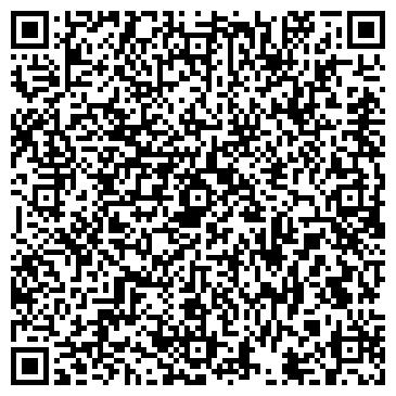 QR-код с контактной информацией организации Теплый дом, ЧП