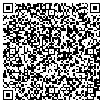 QR-код с контактной информацией организации РЫБИНСКАЯ ПТИЦЕФАБРИКА, ООО