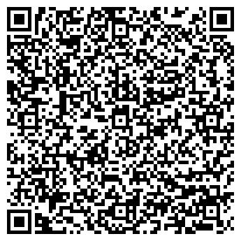 QR-код с контактной информацией организации Енфолд, ООО