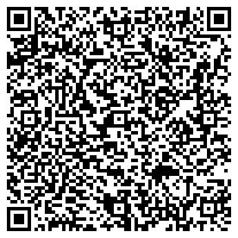QR-код с контактной информацией организации Аллпласт, ООО