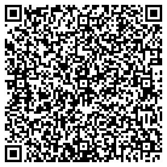 QR-код с контактной информацией организации ПРУТ, ФАБРИКА, ОАО