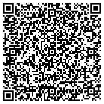 QR-код с контактной информацией организации АкваНика, ООО (БТК)
