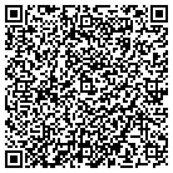 QR-код с контактной информацией организации Пластик-Сервис, ООО