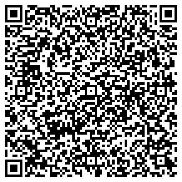 QR-код с контактной информацией организации Пластик сервис, ЧП